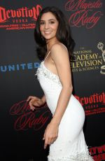 CAMILA BANUS at Daytime Emmy Awards Nominee Reception in Los Angeles 04/26/2017