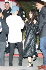 CAMILA CABELLO Leaves Ariana Grande Concert in Los Angeles 03/31/2017