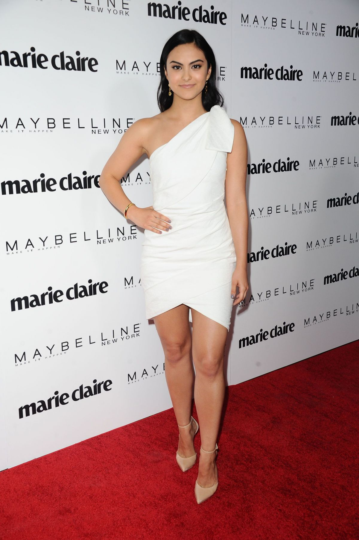 CAMILA MENDES at Marie Claire Celebrates Fresh Faces in Los Angeles 04/21/2017