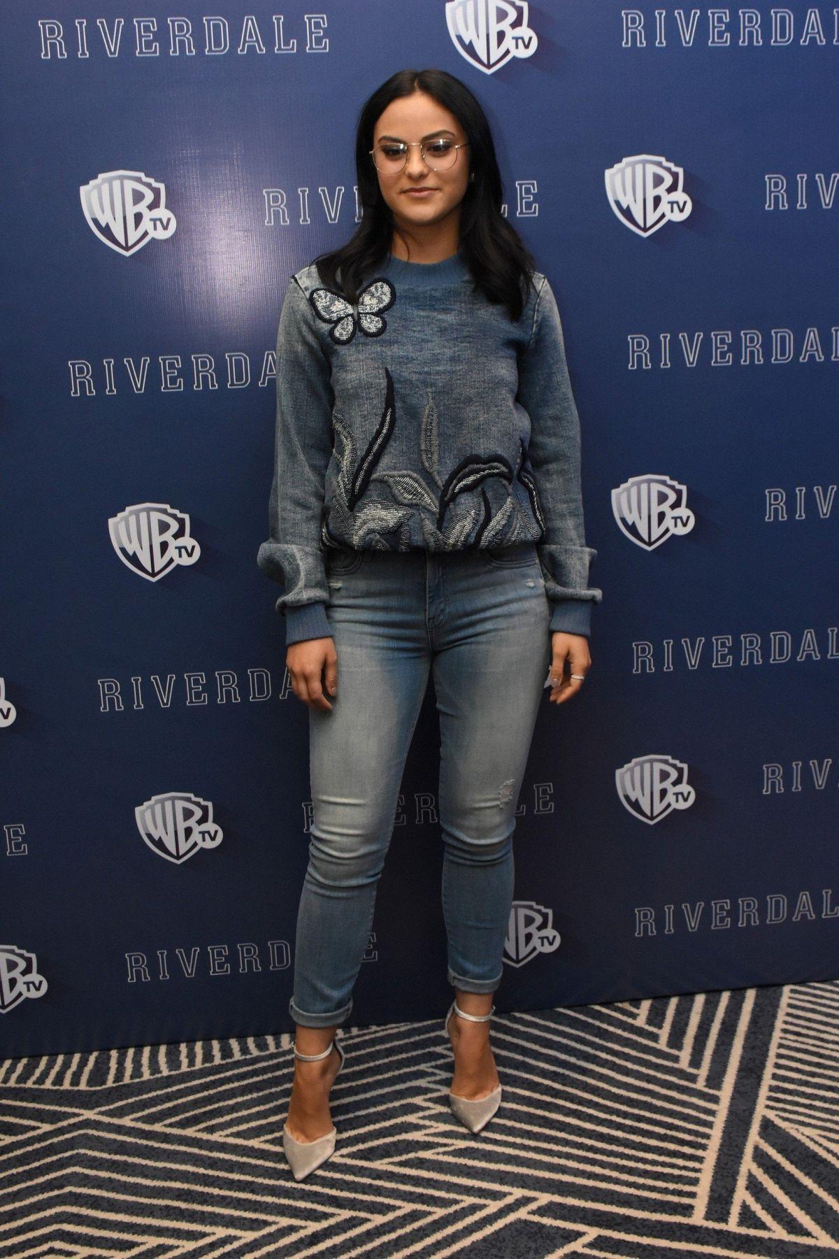 CAMILA MENDES at Riverdale