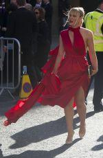 CAMILLA KERSLAKE at Olivier Awards in London 04/09/2017