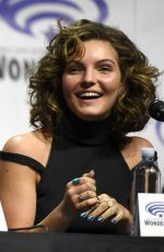 CAMREN BICONDOVA at WonderCon in Anaheim 04/02/2017