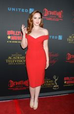 CAMRYN GRIMES at Daytime Emmy Awards Nominee Reception in Los Angeles 04/26/2017