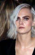 CARA DELEVINGNE at 4th Annual unite4:humanity Gala in Beverly Hills 04/07/2017