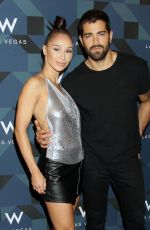 CARA SANTANA at W Las Vegas Grand Opening Celebration in Las Vegas 03/31/2017