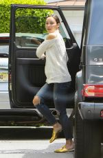 CARA SANTANA Out in Beverly Hills 04/25/2017