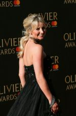 CARLEY STENSON at Olivier Awards in London 04/09/2017
