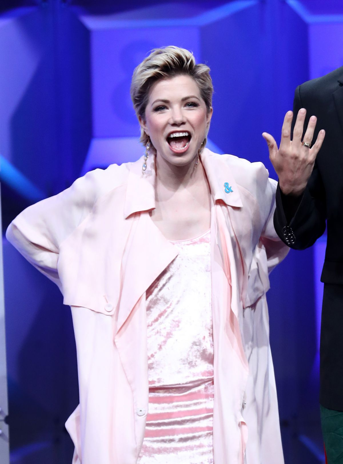 CARLY RAE JEPSEN at 2017 Glaad Media Awards in Los Angeles 04/01/2017