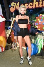 CAROLINE VREELAND at Moschino Candy Crush Party at Coachella Festival in Indio 04/15/2017