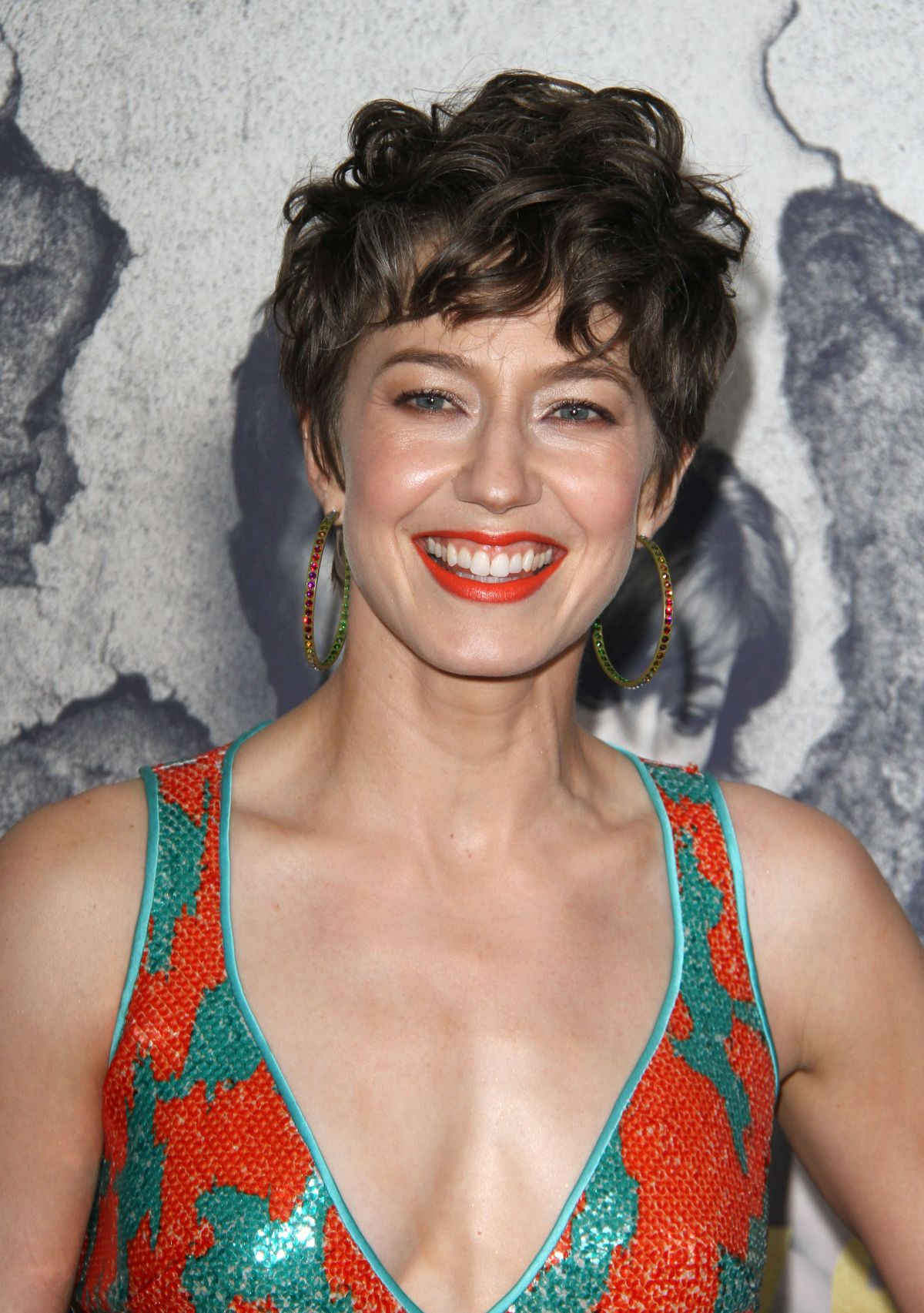 CARRIE COON at The Leftovers, Season 3 Premiere in Los Angeles 04/04/2017