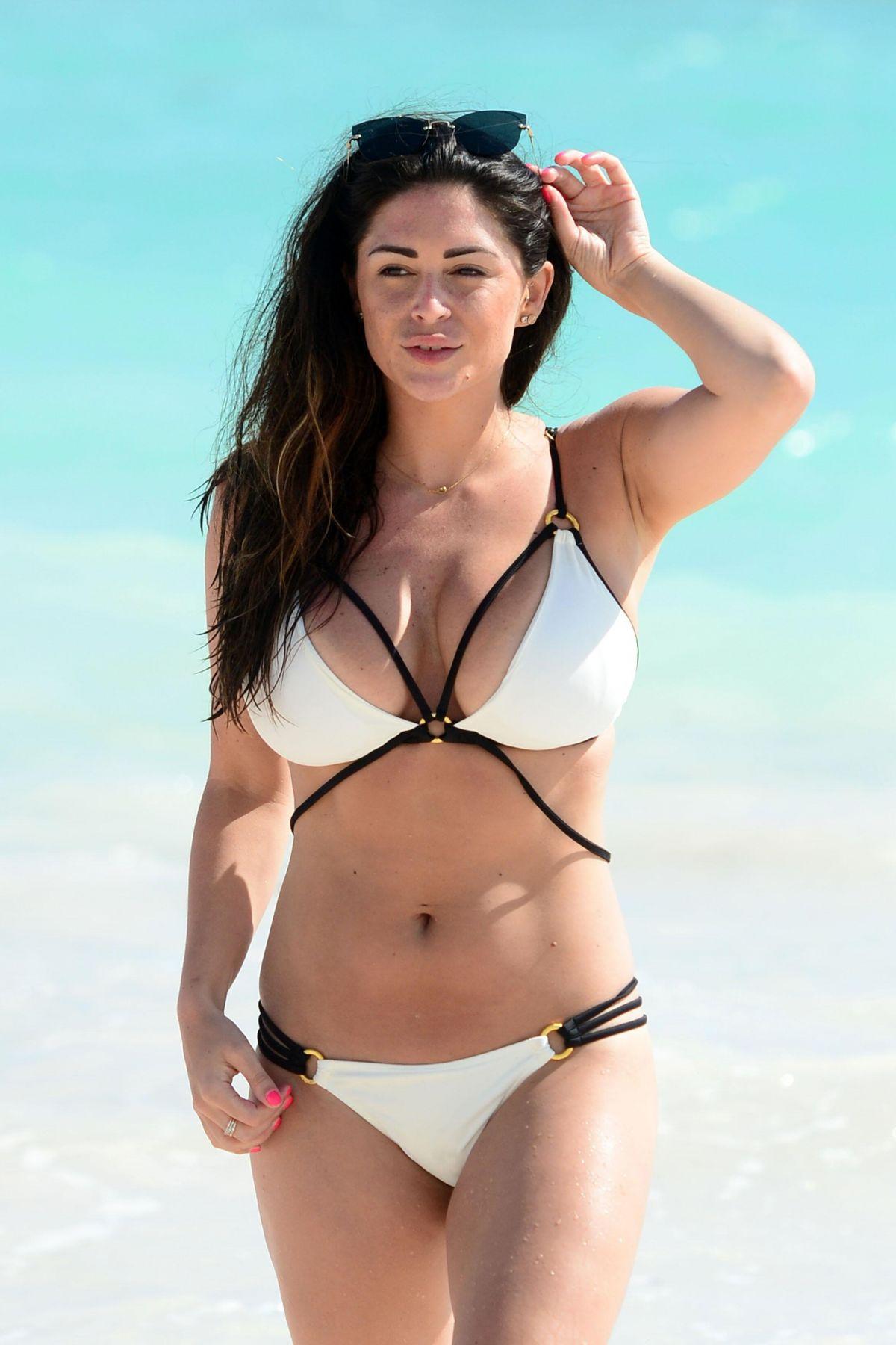 It's like Dominican republic bikini Russian woman