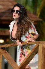 CASEY BATCHELOR in Bikini at a Pool in Dominican Republic 04/15/2017\