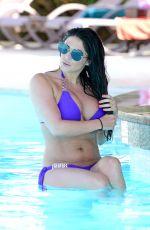 CASEY BATCHELOR in Bikini at a Pool in the Dominican Republic 03/30/2017
