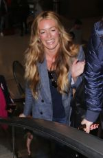 CAT DEELEY at LAX Airport in Los Angeles 04/07/2017