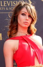 CELESTE FIANNA at 44th Annual Daytime Creative Arts Emmy Awards in Pasadena 04/28/2017