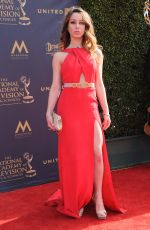 CELESTE FIANNA at 44th Annual Daytime Creative Arts Emmy Awards in Pasadena 04/28/2017