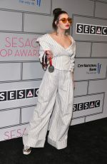 CHALI XCX at Sesac Pop Music Awards in New York 04/13/2017