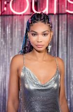 CHANEL IMAN at h:ours Launch Party in Los Angeles 04/12/2017