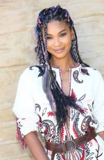 CHANEL IMAN at Rachel Zoeasis at Coachella Valley Music and Arts Festival 04/15/2017