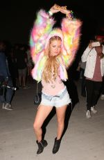 CHANEL WEST COAST at Neon Carnival at Coachella Festival 04/15/2017