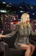 CHARLIZE THERON at Jimmy Kimmel Live in Hollywood 04/13/2017