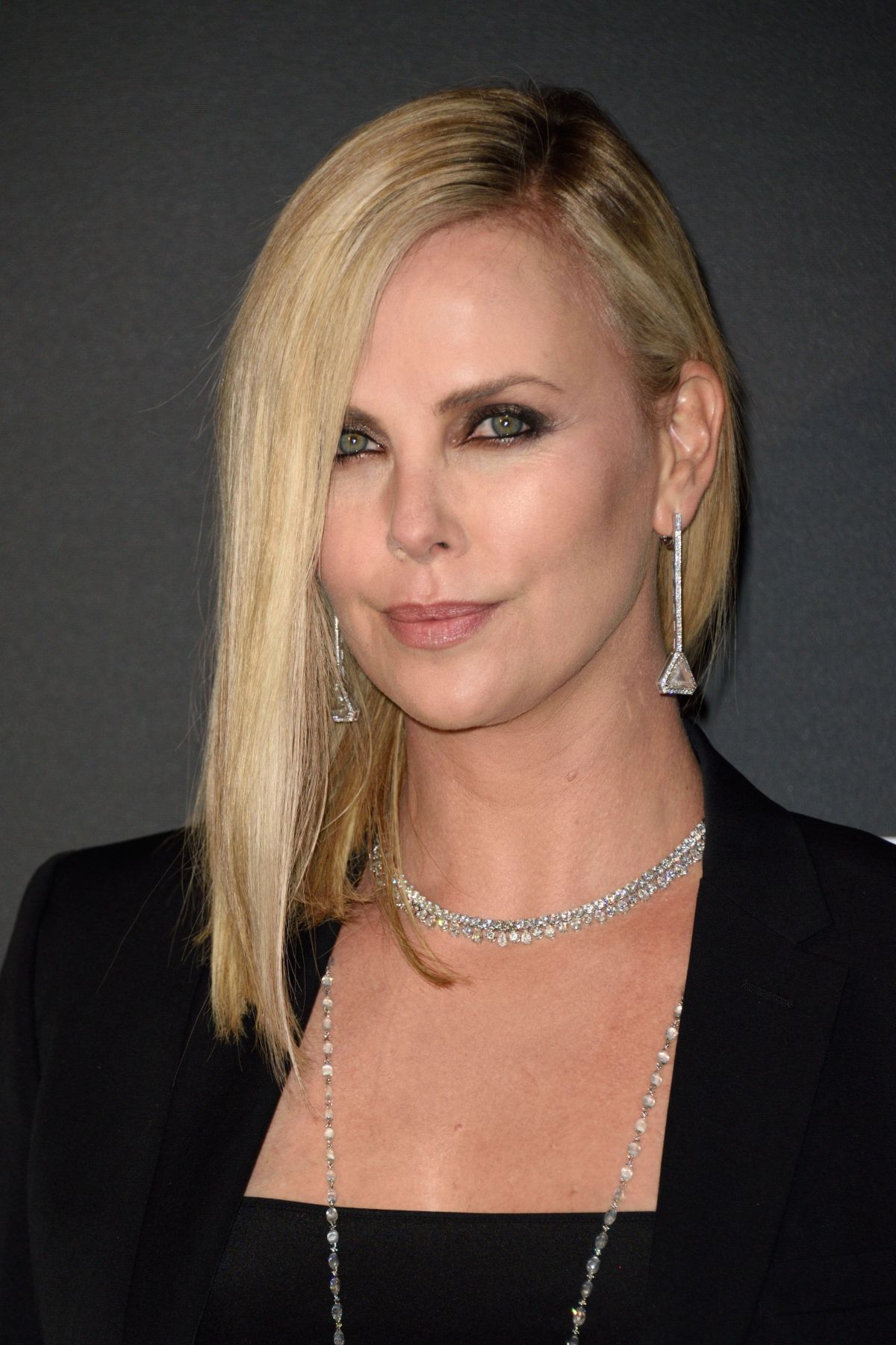CHARLIZE THERON at The Fate of the Furious Premiere in ... Charlize Theron