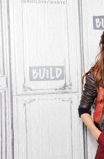 CHARLOTTE LE BON at AOL Build Speaker Series in New York 04/18/2017