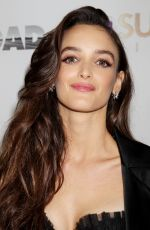 CHARLOTTE LE BON at The Promise Screening in New York 04/18/2017