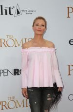 CHARLOTTE ROSS at The Promise Premiere in Los Angeles 04/12/2017