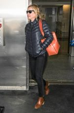 CHELSEA HANDLER at LAX AIrport in Los Angeles 04/05/2017