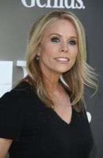 CHERYL HINES at National Geographic's Genius Premiere in Los Angeles 04/24/2017