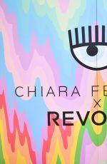 CHIARA FERRAGNI at Blonde Salad x Revolve Pool Party in Palm Springs 04/14/2017