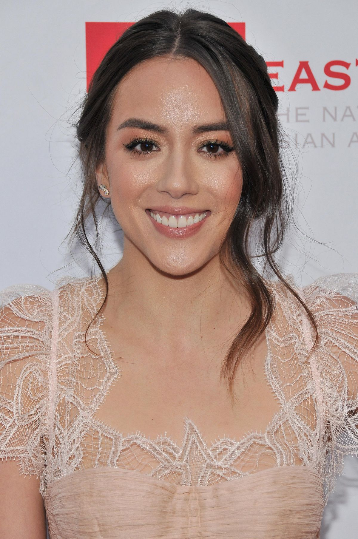CHLOE BENNET at 51st Anniversary Visionary Awards in Universal City 04/24/2017