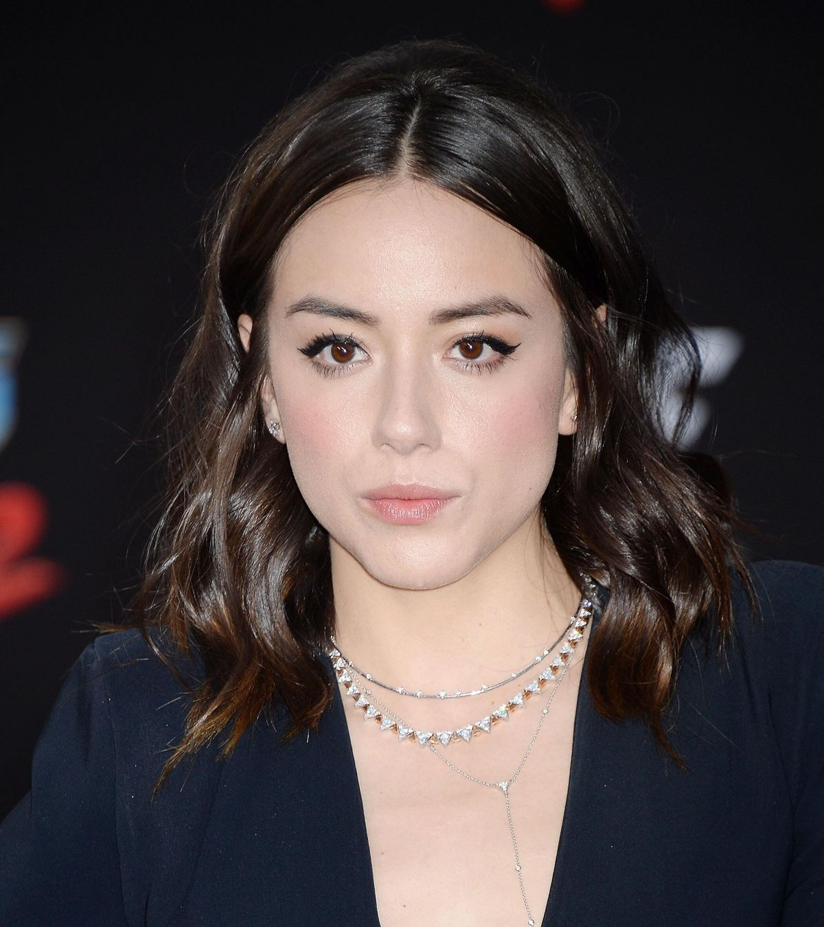 CHLOE BENNET at Guardians of the Galaxy Vol. 2 Premiere in ...  CHLOE BENNET at...