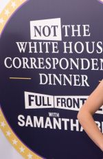 CHLOE BENNET at Not the White House Correspondents Dinner in Washington 04/29/2017