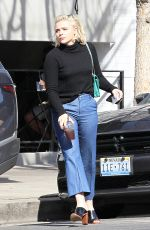 CHLOE MORETZ Out for Lunch in Los Angeles 04/04/2017