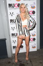 CHLOE PAIGE at RUComing Out Party at Royal Vauxhall Tavern in London 04/20/2017
