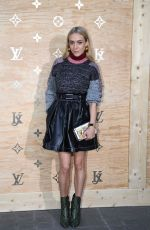 CHLOE SEVIGNY at Louis Vuitton Dinner Party in Paris 04/11/2017