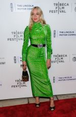 CHLOE SEVIGNY at The Dinner Premiere at 2017 Tribeca Film Festival 04/24/2017