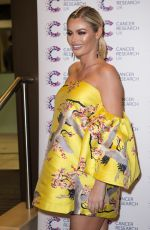 CHLOE SIMS at Jog on to Cancer Fundraiser in London 04/12/2017