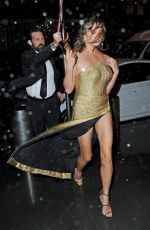CHRISSY TEIGEN Arrives at Time 100 Gala in New York 04/25/2017