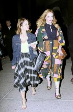 CHRISTINA HENDRICKS Arrives at Ahmanson Theatre in Los Angeles 04/05/2017