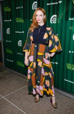 CHRISTINA HENDRICKS at Into the Woods Opening Night Performance in Los Angeles 04/05/2017