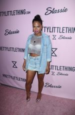 CHRISTINA MILIAN at Pretty Little Thing Shape x Stassie Launch Party in Hollywood 04/11/2017