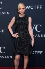 CHRISTINA RICCI at IWC Schaffhausen 5th Annual for the Love of Cinema Gala at Tribeca Film Festival in New York 04/20/2017