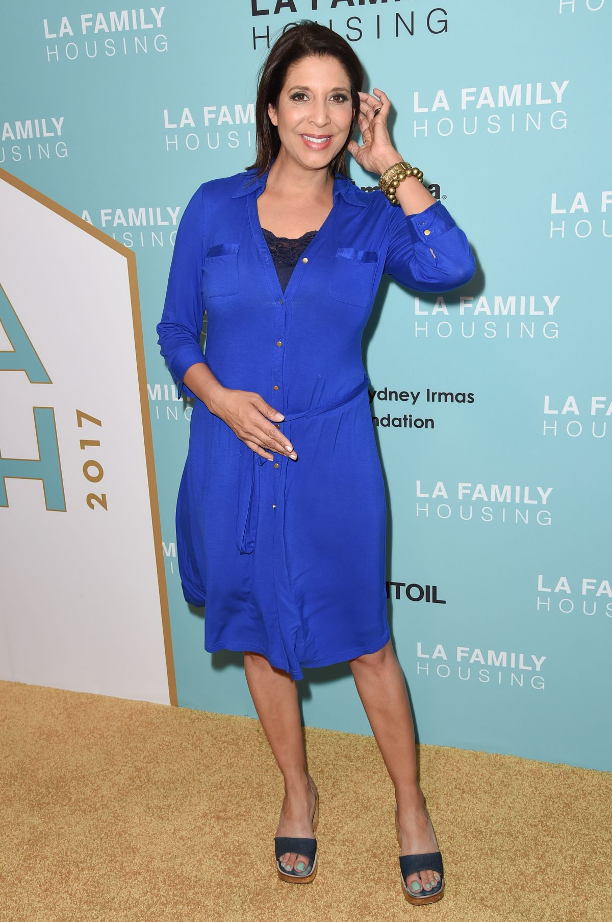CHRISTINE DEVINE at LA Family Housing Awards in Los Angeles 04/27/2017