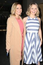 CHRISTINE LAKIN, BEVERLEY MITCHELL at Today Show in New York 04/03/2017