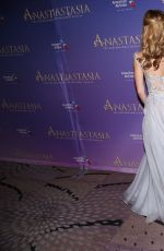 CHRISTY ALTOMARE at Anastasia Broadway Opening Night After Party in New York 04/24/2017