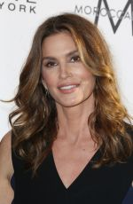 CINDY CRAWFORD at Daily Front Row's 3rd Annual Fashion Los Angeles Awards 04/02/2017
