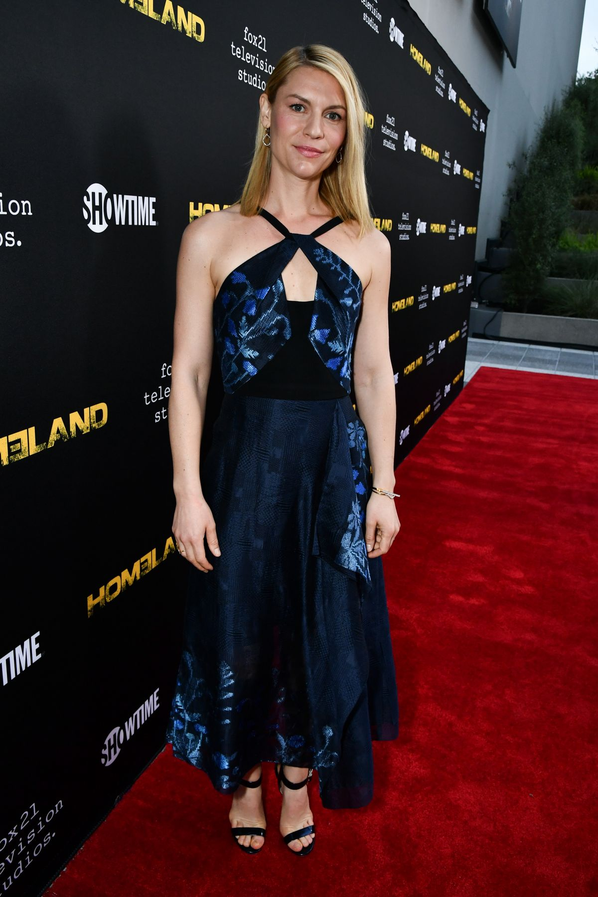 CLAIRE DANES at Homeland Emmy Screening in Los Angeles 94 ... Claire Danes